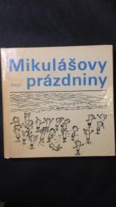 náhled knihy - Mikulášovi prázdniny