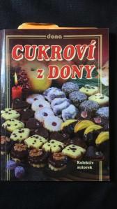 náhled knihy - Cukroví z DONY