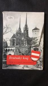 náhled knihy - Brněnský kraj turistický průvodce