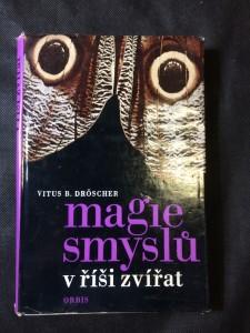 náhled knihy - Magie smyslů v říši zvířat