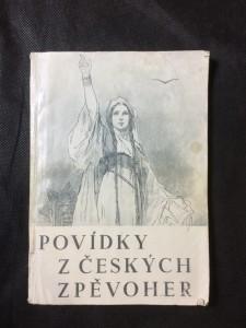 náhled knihy - Povídky z českých zpěvoher