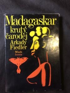 náhled knihy - Madagaskar, krutý čaroděj