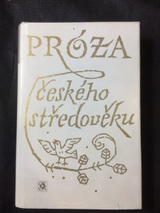 náhled knihy - Próza českého středověku