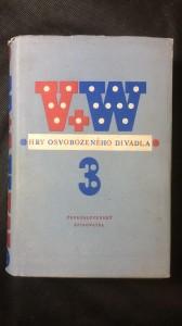 náhled knihy - V+W hry osvobozeného divadla 3