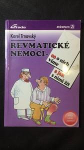 náhled knihy - Revmatické nemoci