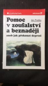 náhled knihy - Pomoc v zoufalství a beznaději aneb jak překonat depresi