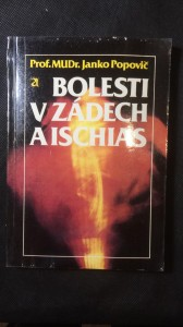 náhled knihy - Bolesti v zádech aischias