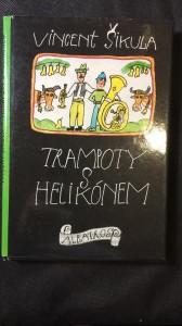 náhled knihy - Trampoty s helikónem
