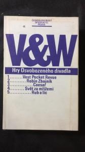 náhled knihy - V&W