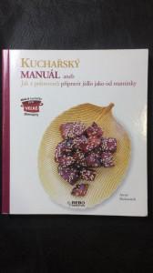 náhled knihy - Kuchařský manuál aneb jak z polotovarů připravit jídlo jako od maminky