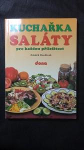 náhled knihy - Kuchařka saláty pro každou příležitost