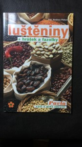 náhled knihy - Luštěniny + hrášek a fazolky