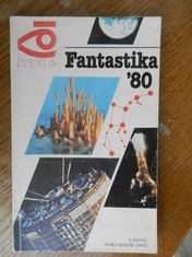 náhled knihy - Fantastika '80 : antologie pol. vědeckofantastických povídek