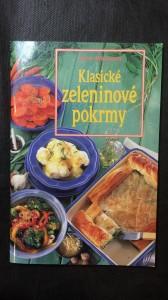náhled knihy - Klasické zeleninové pokrmy