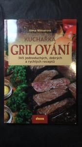 náhled knihy - Kuchařka grilování