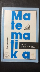 náhled knihy - Matematika geometrie pro gymnázia