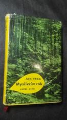 náhled knihy - Myslivcův rok: Jaro-léto
