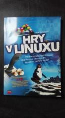 náhled knihy - Hry v Linuxu