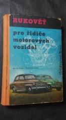 náhled knihy - Rukověť pro řidiče motorových vozidel