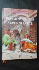 náhled knihy - Všechny chutě Severní Indie