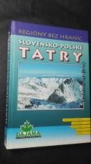 náhled knihy - Slovensko-Poľské Tatry