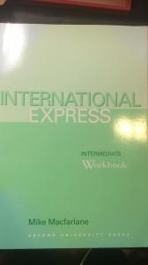 náhled knihy - International express intermediate workbook