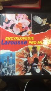 náhled knihy - Encyklopedie Larousse pro mládež