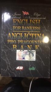 náhled knihy - Angličtina pro pracovníky bank