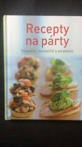náhled knihy - Recepty na párty