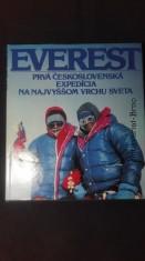 náhled knihy - Everest: Prvá Československá exedícia na najvyššom vrcholu sveta