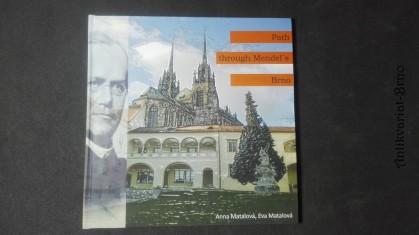 náhled knihy - Path through Mendel's Brno