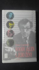 náhled knihy - Woody Allen a jeho ženy