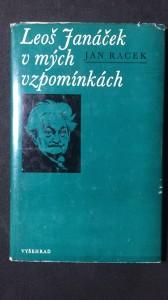 náhled knihy - Leoš Janáček v mých vzpomínkách