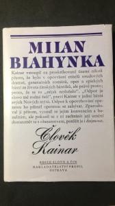 náhled knihy - Člověk Kainar