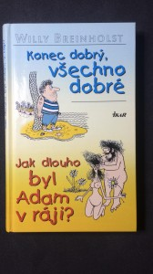náhled knihy - Konec dobrý, všechno dobré, jak dlouho byl Adam v ráji?