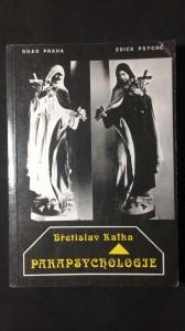 náhled knihy - Parapsychologie