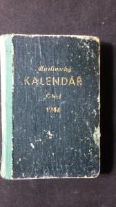 náhled knihy - Myslivecký kalendář
