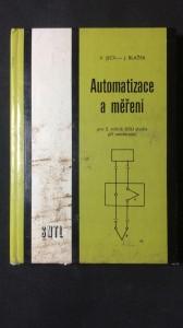 náhled knihy - Automatizace a měření pro 2. ročník SOU studia při zaměstnání
