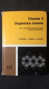 náhled knihy - chemie 2 organická chemie pro 2 ročník SPŠ