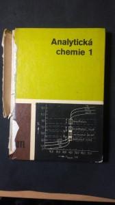 náhled knihy - Analytická chemie 1