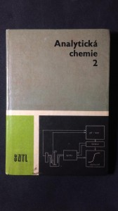 náhled knihy - Analytická chemie 2