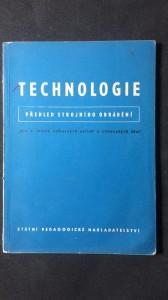 náhled knihy - Technologie pro 1. ročník učilišť  Přehled strojního obrábění -