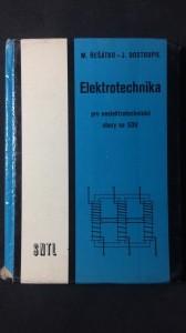 náhled knihy - Elektrotechnika pro neelektrotechnické SOU