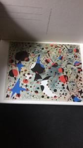 náhled knihy - Joan Miró 30 postcards