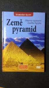náhled knihy - Země pyramid kniha+dvd