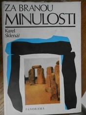 náhled knihy - Za branou minulosti : S archeology po Evropě