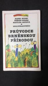 náhled knihy - Průvodce brněnskou přírodou