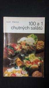 náhled knihy - 100 a 1 chutných salátů