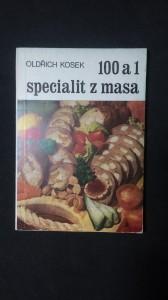 náhled knihy - 100 a 1 specialit z masa