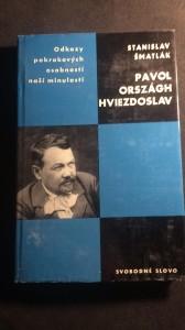 náhled knihy - Pavol Országh Hviezdoslav